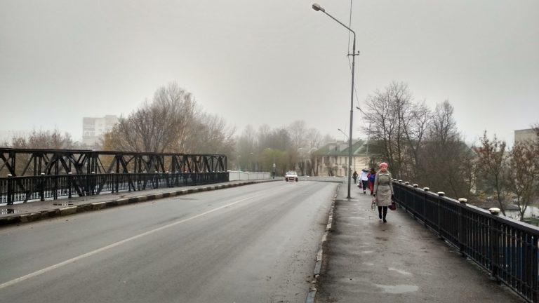 «Он может обрушиться». В Витебске по предписанию прокуратуры 15 ноября закроют Полоцкий путепровод