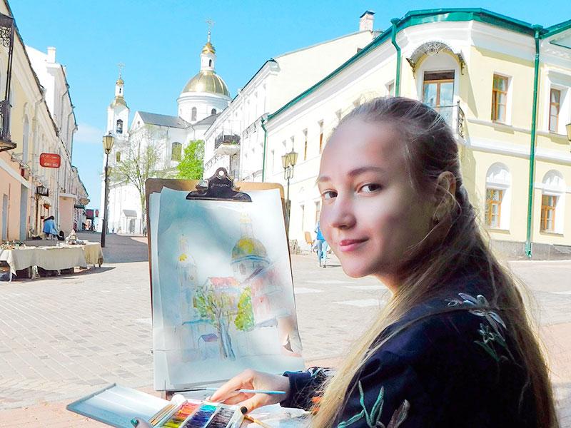 Художники из семи стран станут участниками Шагаловского пленэра в Витебске