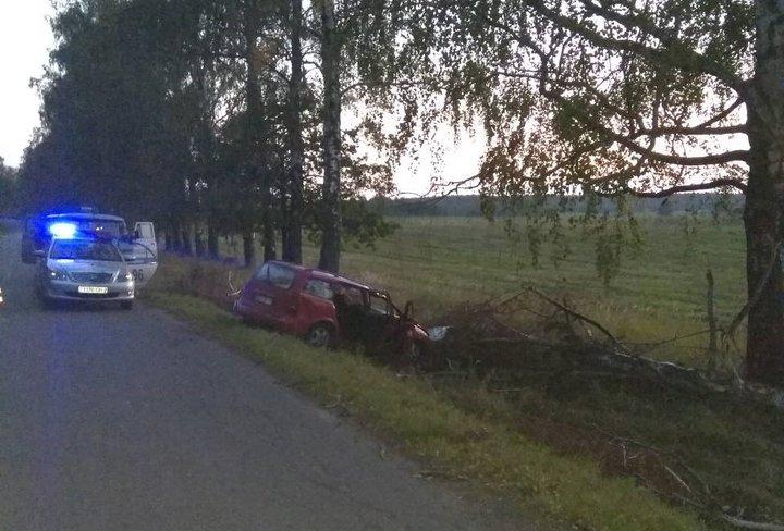 Беременная девушка-водитель потеряла ребёнка после аварии
