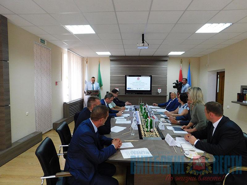 СЭЗ «Витебск» инициировала создание Совета глав администраций белорусских свободных экономических зон