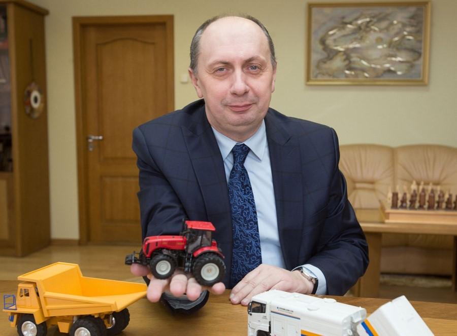 Кочанова: знания и опыт Вовка помогут вывести промышленность Витебской области на достойный уровень