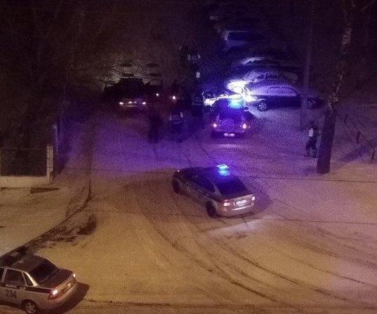 В Витебске пьяный водитель пытался скрыться от ГАИ, но попал в аварию